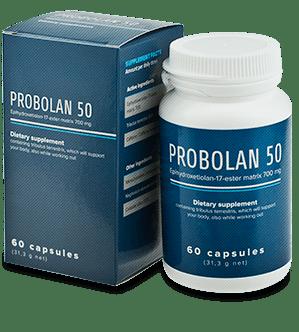 tabletta Probolan 50 vélemények, összetevők, gyártó, üzlet