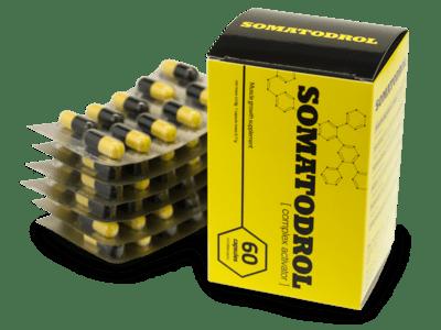 étrendkiegészítő Somatodrol hogyan működik, vélemények, gyártó, gyógyszertár